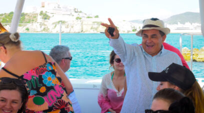 Cumpleaños Dr. Serrano Ibiza